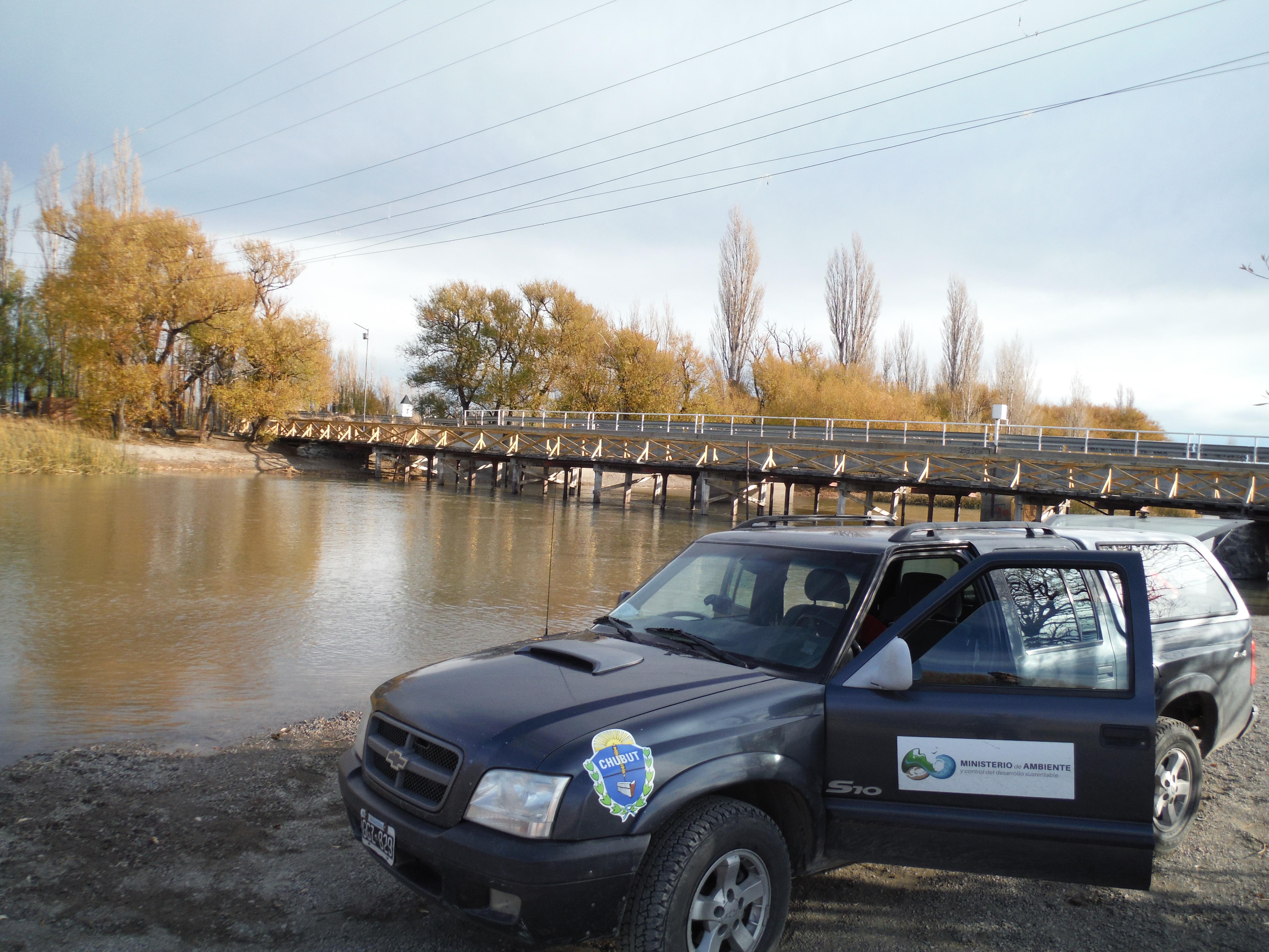 Ambiente inició el monitoreo de todas las cuencas cordilleranas para determinar la situación actual de presencia o ausencia del alga didymo
