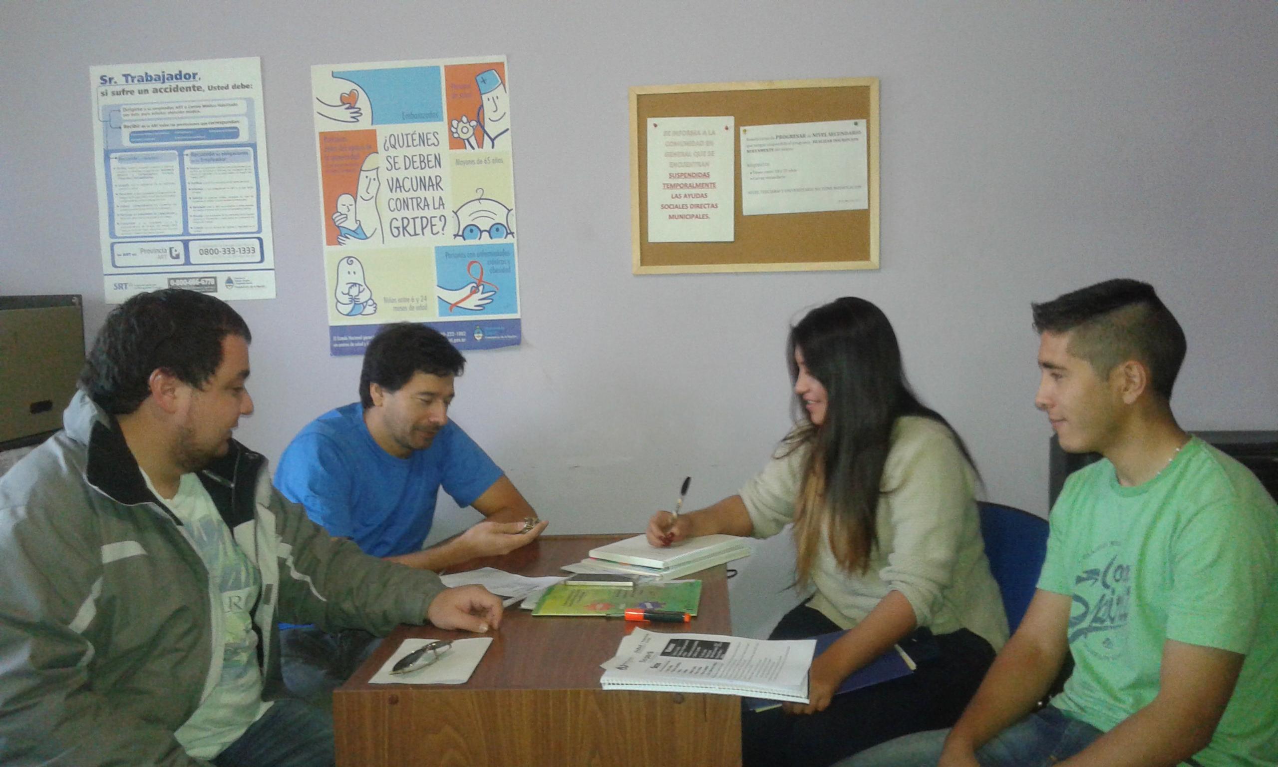 MINISTERIO DE AMBIENTE DE LA PROVINCIA FORTALECE Y ACOMPAÑA GESTIÓN DE RESIDUOS EN MUNICIPALIDAD DE RIO PICO.