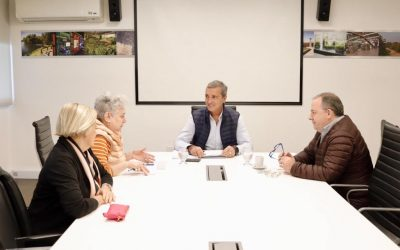 Ambiente firmará un convenio de cooperación y asistencia con la Coordinación Ecológica Área Metropolitana Sociedad del Estado