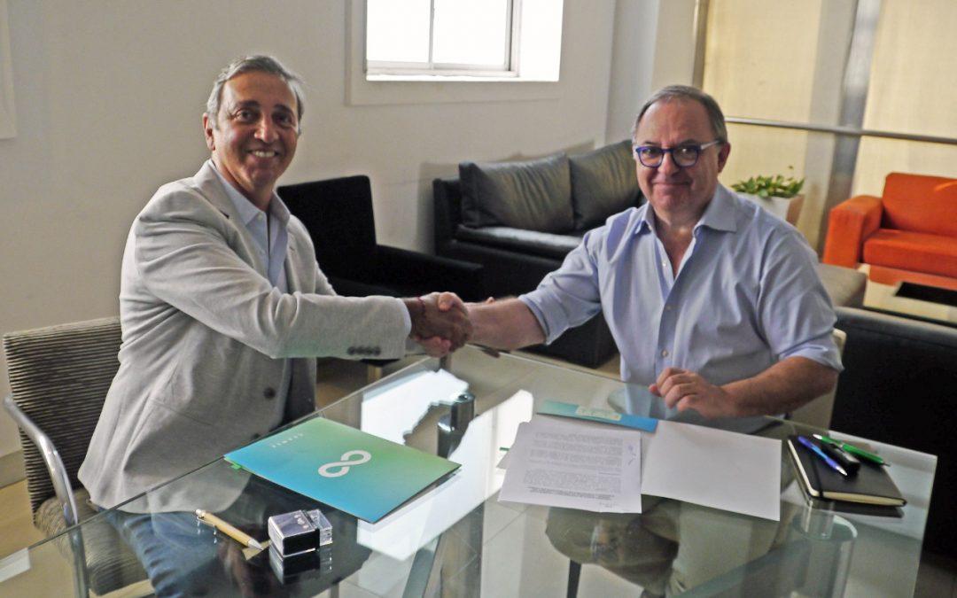 Ambiente firmó un convenio de cooperación y asistencia con el CEAMSE