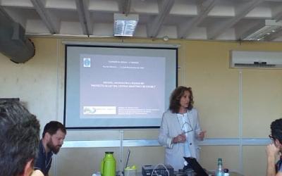 """Ministerio de Ambiente estuvo presente en la 2da edición de """"Ciudades al Borde"""""""