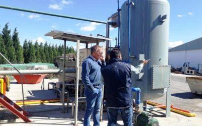Clausuraron dos pesqueras en Madryn por volcar efluentes líquidos al mar