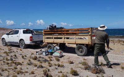 Ambiente continúa con cronograma de Censo costero y limpieza de playas