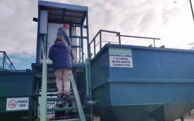Ambiente realizó inspecciones en plantas pesqueras de Puerto Madryn