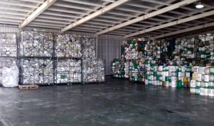 Chubut avanza en la gestión ambientalmente sustentable de sus envases fitosanitarios