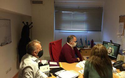 Cambio Climático, control de actividades industriales y manejo costero integrado: ejes de la agenda ambiental de la Patagonia Sur